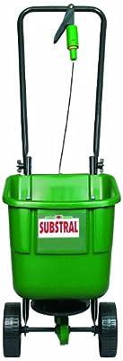 Substral EasyGreen Universal-Schleuderstreuer, Streuwagen, Düngerstreuer mit Rotationstechnik, 1 St.