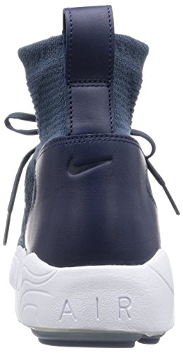 Nike Zoom Mercurial Xi Fk, Scarpe da Calcio Uomo Azul (Squadron Blue / Squadron Blue-Ocean Fog)