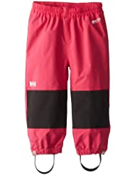 Helly Hansen K Shelter Pant - Pantalón para niños, color magenta, talla 92/2