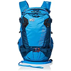 Millet Steep Pro 20 Mochila, Unisex Adultos, Electric Blue/Poseidon, 45 cm