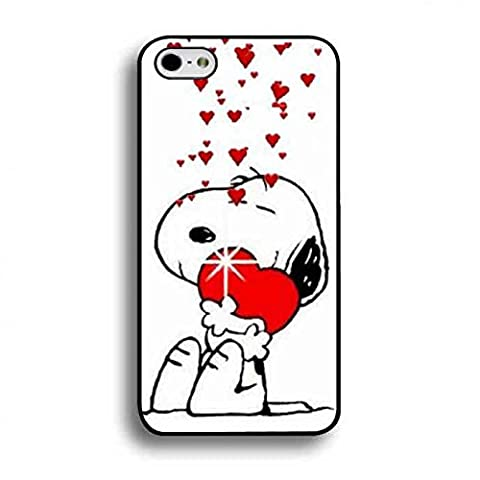 Snoopy Silikon Schutzhülle,Apple iPhone 6 Plus/iPhone 6S&Plus(5.5zoll) Die Peanuts Snoopy Silikon Handyhülle,The Peanuts Movie Snoopy And Charlie Brown Handy Hülle Für Apple iPhone 6 Plus/iPhone (Peanuts Snoopy Charlie Brown)