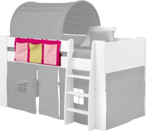 Steens For Kids Utensilo,Taschenset für Kinderbett, Hochbett, 93 x 38 x 1 cm (B/H/T), Bau