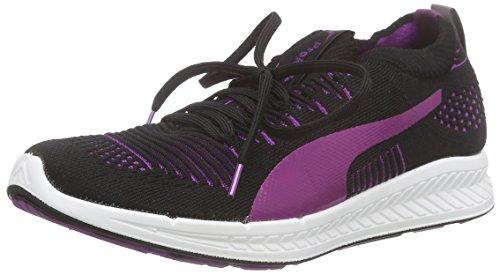 Puma Corsa Flower Proknit Nero Schwarz 07 Purple Ignite Scarpe R7xWgq