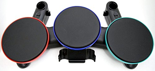 Activision Wireless Band / Guitar Hero OEM Schlagzeugpads, nur für Xbox 360, Playstation 3 Warriors of Rock GH5 WOR PS3 (Band Ps3 Rock 3-schlagzeug)
