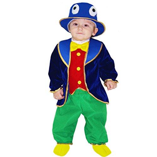 Kostüm Karnevalskostüm Schäkel von Pinocchio 68 cm (Kostüm Baby Pinocchio)