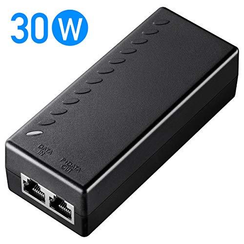 Cudy POE200 30W Gigabit PoE+ Injector, PoE Injektor, PoE Injector, Uscita 48V-54V/ 30W, 10/100/1000 Mbit/s RJ-45, IEEE 802.3af / 802.3at-kompatibel, PoE Adapter