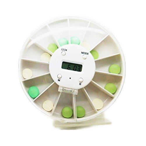 rosenice-14-grid-pill-medication-dispenser-with-alarm-reminders