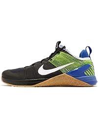 24e573edc8b71 Nike Metcon DSX Flyknit 2   Blanco Azul Racer voltios de Punto  Entrenamientos Cruzados