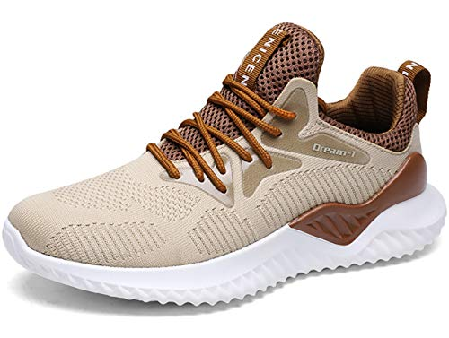 GJRRX Scarpe da Ginnastica Uomo Sportive Corsa Trail Running Sneakers Fitness Casual Basse Trekking Estive Running all'Aperto 39-46