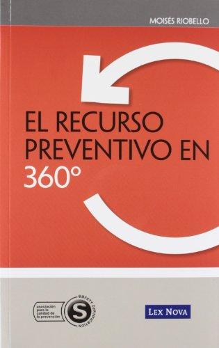 El recurso preventivo en 360º