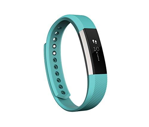 Fitbit Unisex Fitness Armband Alta, Türkis S