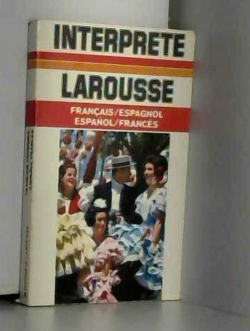 Interprete fr.espagnol par Collectif