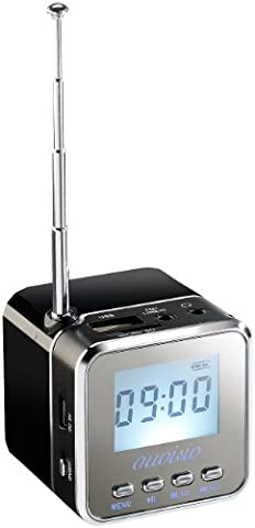 auvisio Mini-MP3-Station