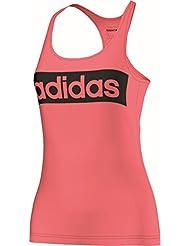 adidas ESS Linear Tank - Camiseta para mujer