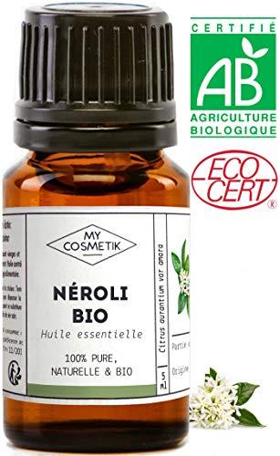 Aceite esencial de Neroli BIO - MyCosmetik - 5 ml