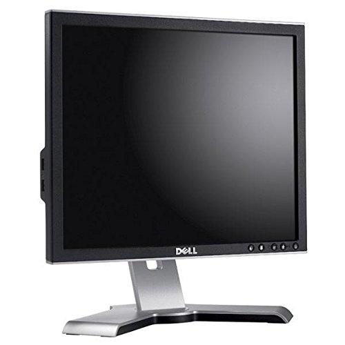 Flachbildschirm 17 Zoll (88,9 mm) DELL 1707FPc 1707FPt/VGA, DVI, USB, 90° schwenkbar