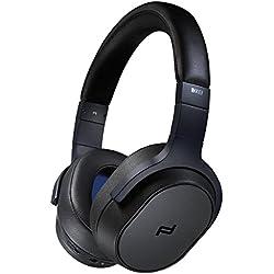 KEF PORSCHE DESIGN / SPACE ONE Sans fil - Casque Bluetooth ANC, Noir