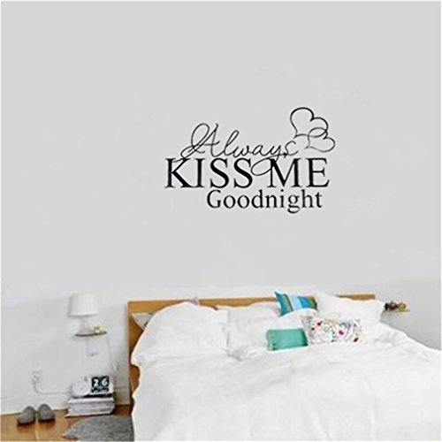 hengsong-always-kiss-me-goodnight-amour-leurope-proverbes-stickers-muraux-l