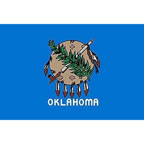 magFlags Bandera Large Oklahoma 1988-2006 90x150cm