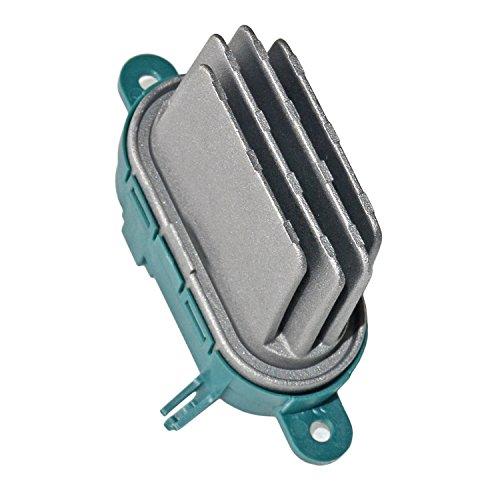 Klimaanlage Gebläse Motor Widerstand 7l0907521/021919081d (Gebläse Motor Teil)