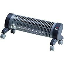 FM Calefacción 2302-R - Calefactor (230 V, 50 Hz, 1200 W