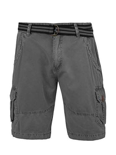 Protest Packwood Shorts Asphalt XS