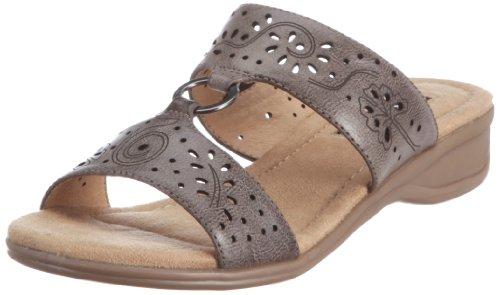 Queens FCL1601A 2087500, Chaussures femme TR-B1-Marron-110