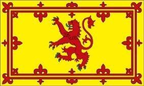 Écosse Royal Bannière Standard – Lion Héraldique Drapeau 150 cm x 90 cm