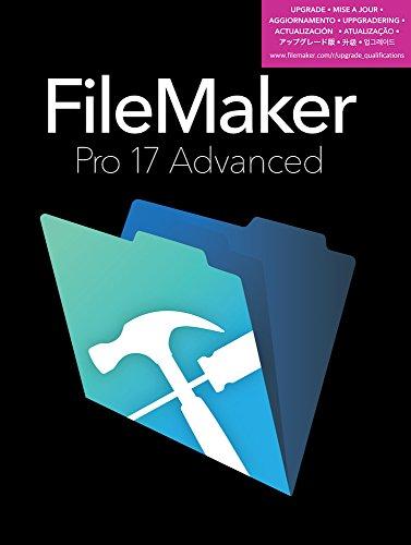Filemaker Pro 17 Adv Upg Retail Box|Upgrade Pro|1 Gerät|unbegrenzt|PC/Mac|Disc|Disc