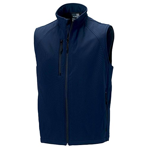 Russell Kollektion Softshell -Weste French Navy