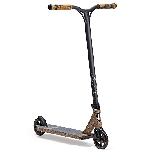 Blunt Prodigy S6 Complete Stunt-Scooter (Gold Bandana)