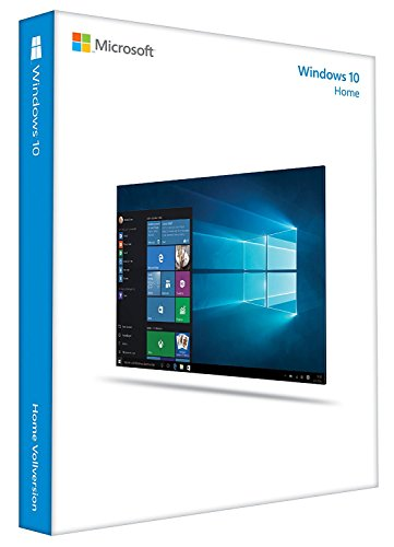 Windows 10 Home 32/64 Bit OEM
