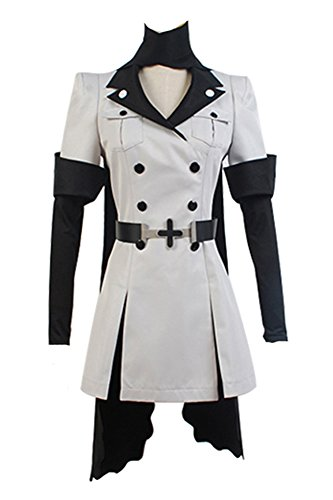 Akame ga KILL! Esdeath Empire General Apparel Uniform Outfit Cosplay (Kostüm Cosplay Akame Das)