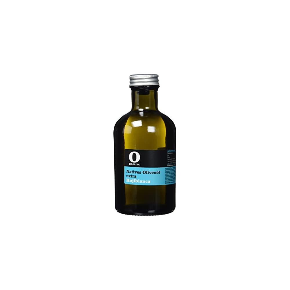 O De Oliva Extra Virgen Olive Oil Hojiblanca Natives Olivenl Von Der Sorte 1er Pack 1 X 500 Ml