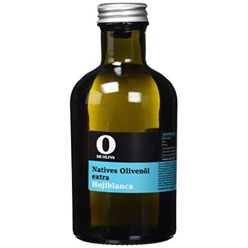 O De Oliva Extra Virgen Olive Oil Hojiblanca Natives Olivenl Von Der Sorte 1er Pack 1 X 500 Ml