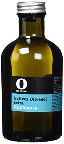 O de Oliva Extra Virgen Olive Oil Hojiblanca, Natives Olivenöl von der Sorte, 1er Pack (1 x 500 ml)