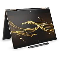 HP Spectre x360 13-ae003na 13.3-Inch 4K Convertible Laptop with stylus - (Dark Ash Silver) (Intel Core i7-8550U, 16 GB RAM, 1 TB SSD, Intel UHD Graphics 620, Windows 10 Home)