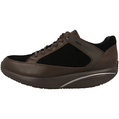 Mbt Chuma Lace Up, Sneaker Man Varios Colores (marrón / Naranja (coffee Bean / Carrot))