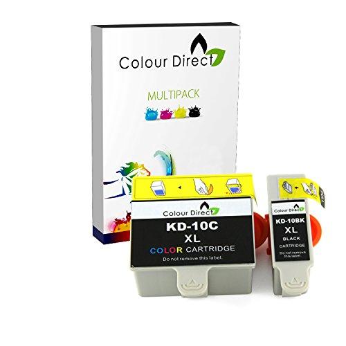 colour-direct-1-jeu-compatible-cartouches-dencre-remplacement-pour-kodak-10b-10c-easyshare-esp-3-esp