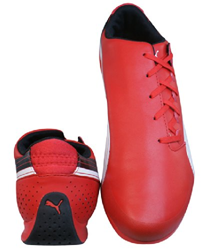 Puma evoSPEED Low SF 304173 Herren Sportive Sneakers Rot