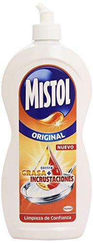 MISTOL Original - Lavavajillas - Contra grasa + incrustaciones