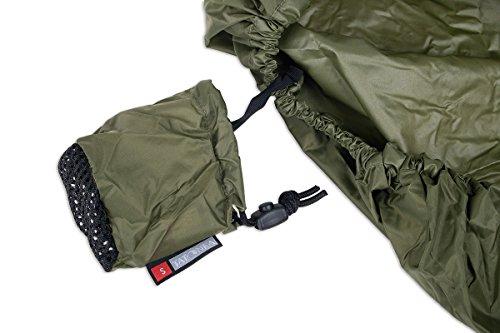 Tatonka Rain Flap Impermeabile per zaino L Marrone (cub)