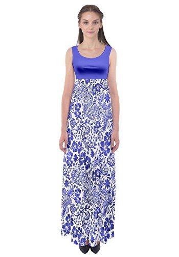 CowCow - Robe - Femme violet violet Bleu