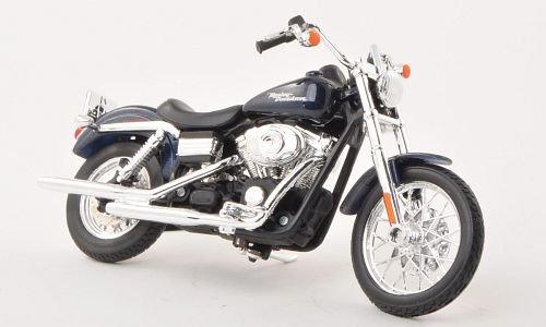 Maisto Harley Davidson 2006 FXDBI Dyna Street Bob 1/18 Scale Model Motorrad Harley Davidson Street Teile