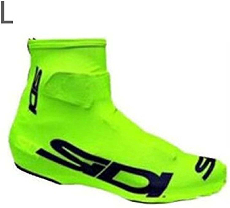 wlgreatsp Cubierta para zapatos de bicicleta Resistente al desgaste, antideslizante a prueba de agua Múltiples  -