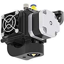 1.75mm 0.4mm Dual Fans Extruder With 0.1mm Accuracy/Over Temperature Protection For