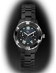 Guess Herren-Armbanduhr Analog Quarz Edelstahl X69106L2S