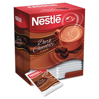 nestler-instant-hot-cocoa-mix-dark-chocolate-071oz-50-box-sold-as-1-box-rich-hot-cocoa-in-single-ser