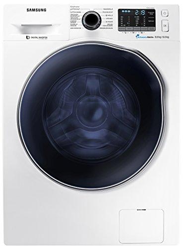 Samsung WD72J5400AW/EG Waschtrockner/A/952 kWh/Jahr /1400 UpM/7 kg/15400 L/jahr/Digital Inverter Motor