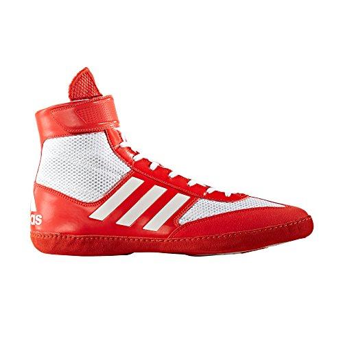 adidas Combat Speed 5 Wrestling Schuh - SS18 Rot / Weiß
